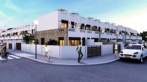 Bungalow Bajo y Alto Residencial Porto Marina Apartamentos