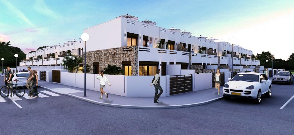 Bungalow Bajo Residencial Porto Marina Apartamentos